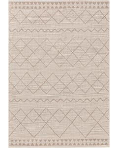 In- & Outdoor-Teppich Metro Cream/Beige